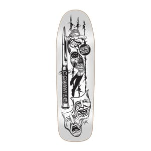 "Santa Cruz Dressen VuNoir Pre-Issue 9.31"" Skateboard Deck"