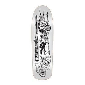 """Santa Cruz Dressen VuNoir Pre-Issue 9.31"""" Skateboard Deck"""