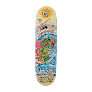 "Santa Cruz Noonan Crocktail 8.5"" Skateboard Deck"