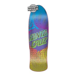 "Santa Cruz Vertigo Flow Dot Pre-Issue 9.42"" Skateboard Deck"