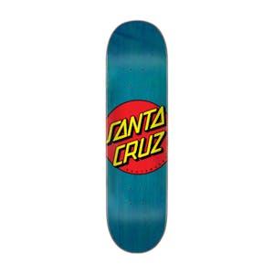 "Santa Cruz Classic Dot 8.5"" Skateboard Deck - Blue"
