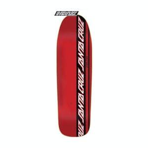 "Santa Cruz Dressen Eyes 9.31"" Skateboard Deck - Everslick"