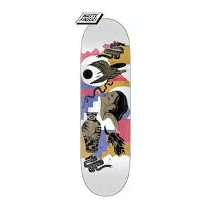 """Santa Cruz Dressen Seeker 9.0"""" Skateboard Deck"""