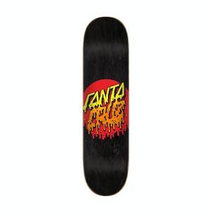 "Santa Cruz Rad Dot 8.0"" Skateboard Deck"