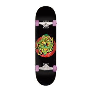 "Santa Cruz x TMNT Turtle Power 7.25"" Complete Skateboard"
