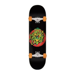 "Santa Cruz x TMNT Turtle Power 7.75"" Complete Skateboard"