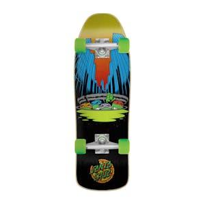 "Santa Cruz x TMNT 80s Cruizer 8.39"" Complete Skateboard"