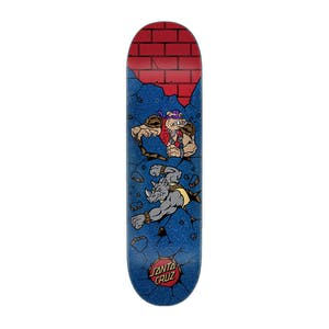 "Santa Cruz x TMNT Bebop & Rocksteady 8.125"" Skateboard Deck"