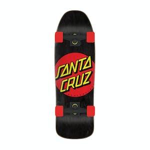 """Santa Cruz Classic Dot 9.35"""" Cruiser Skateboard"""