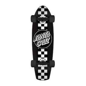"Santa Cruz Contest Shark 8.8"" Cruiser Skateboard"