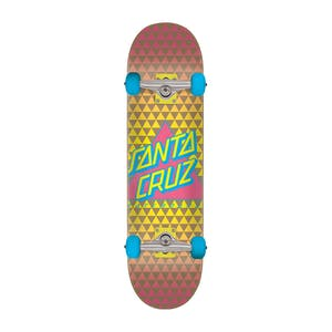 "Santa Cruz Not-a-Dot 8.0"" Complete Skateboard"