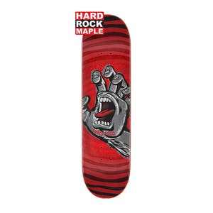 "Santa Cruz Off Hand 8.125"" Skateboard Deck"