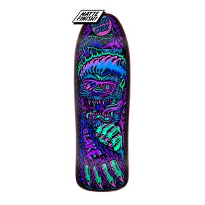 "Santa Cruz Johnson Beach Wolf 9.35"" Skateboard Deck"