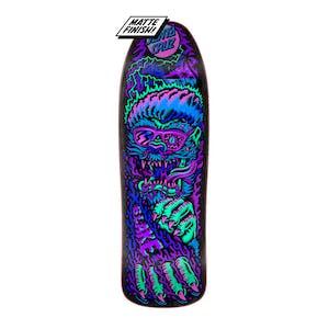 "Santa Cruz Johnson Beach Wolf 9.35"" Skateboard Deck"