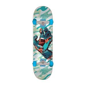 "Santa Cruz Primary Hand 7.5"" Complete Skateboard"