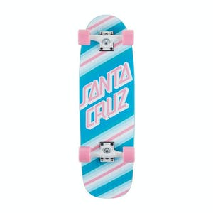 "Santa Cruz Street Strip 8.79"" Cruiser Skateboard - Blue"