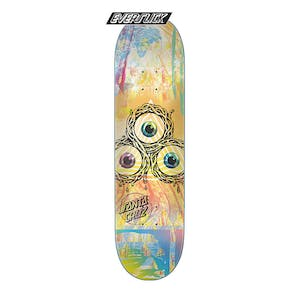 "Santa Cruz Til The Day 8.25"" Skateboard Deck - Everslick"