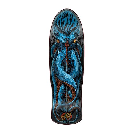 "Santa Cruz Asta Leviathan Pre-Issue 9.42"" Skateboard Deck"