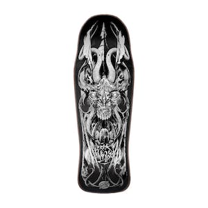 "Santa Cruz Winkowski Primeval Pre-Issue 10.34"" Skateboard Deck - Blackout"