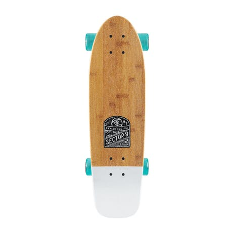 """Sector 9 Billow Banbino 7.5"""" Cruiser Skateboard"""