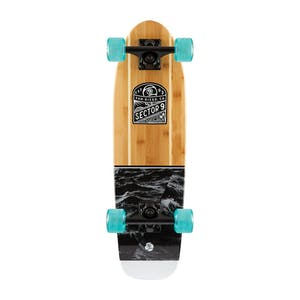 "Sector 9 Billow Banbino 7.5"" Cruiser Skateboard"