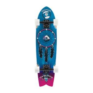 """Sector 9 Feather Tia Pro 8.0"""" Cruiser Skateboard"""