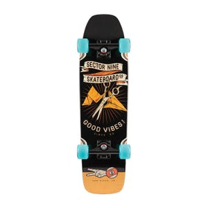 "Sector 9 Roshambo Ninety Five 8.38"" Cruiser Skateboard"