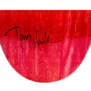 "Birdhouse Knight 8.38"" Skateboard Deck (#2) - Signed by Tony Hawk"