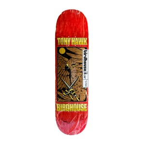 "Birdhouse Knight 8.38"" Skateboard Deck (#2) - Signed by Tony Hawk"