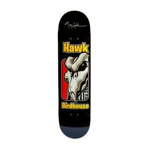 "Birdhouse Old School 8.0"" Skateboard Deck (#2) - Signed by Tony Hawk"