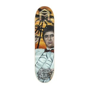 "Sk8Mafia Face Heath 8.25"" Skateboard Deck"