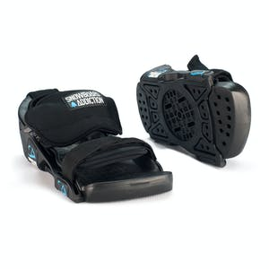Snowboard Addiction Training Board Bindings