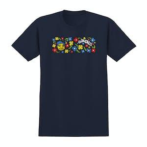 Krooked Sweatpants T-Shirt - Navy