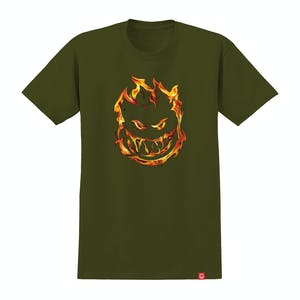 Spitfire 451 T-Shirt - Military Green