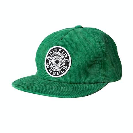 Spitfire Classic 87 Swirl Cord Hat - Dark Green