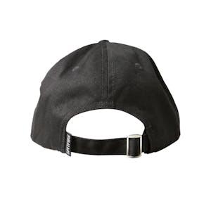 Spitfire Flashfire Strapback Hat - Black
