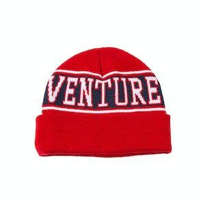 Venture Horizon Cuff Beanie - Red