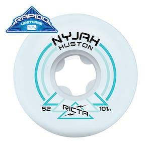Ricta Nyjah Pro Rapido 52mm Skateboard Wheels