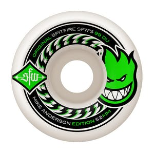 Spitfire Anderson SFW 52mm Skateboard Wheels