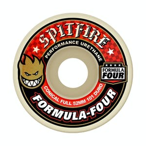 Spitfire Conical Full Formula Four 101D Skateboard Wheels