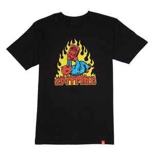 Spitfire Demonseed T-Shirt - Black
