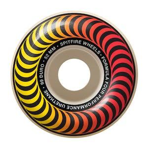 Spitfire Faders Formula Four 99D 52mm Skateboard Wheels