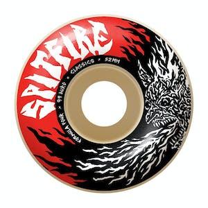 Spitfire Fiend Classic Formula Four 99D Skateboard Wheels