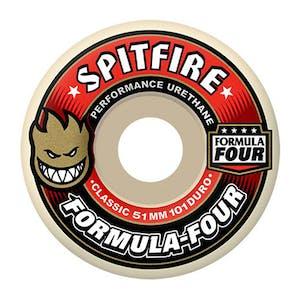 Spitfire Classic Formula Four 101D Skateboard Wheels