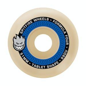 Spitfire Formula Four 99D Tablets Skateboard Wheels