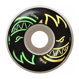 Spitfire Get Lit 51mm Skateboard Wheels