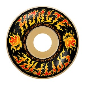 Spitfire Hjalte Formula Four 99D 54mm Skateboard Wheels