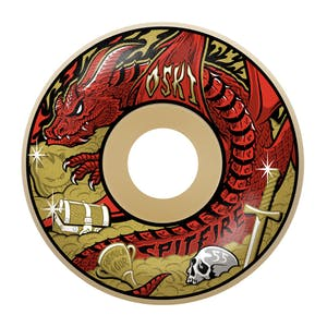 Spitfire Oski Formula Four 99D 55mm Skateboard Wheels