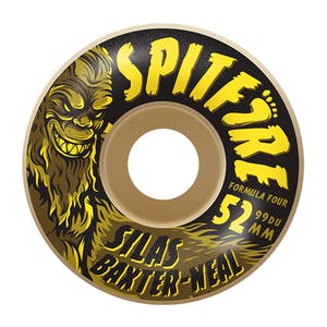 Spitfire Silas Ape Formula Four 99D Skateboard Wheels