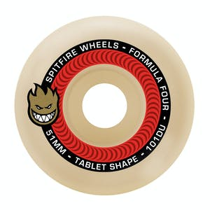 Spitfire Formula Four 101D Tablets Skateboard Wheels